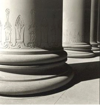 Title: Columns & Shadows , Size: 22 x 25 , Medium: Photograph , Price: $395