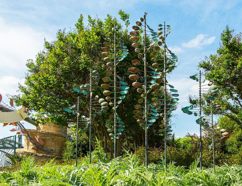 Dallas Arboretum | Children's Entrance