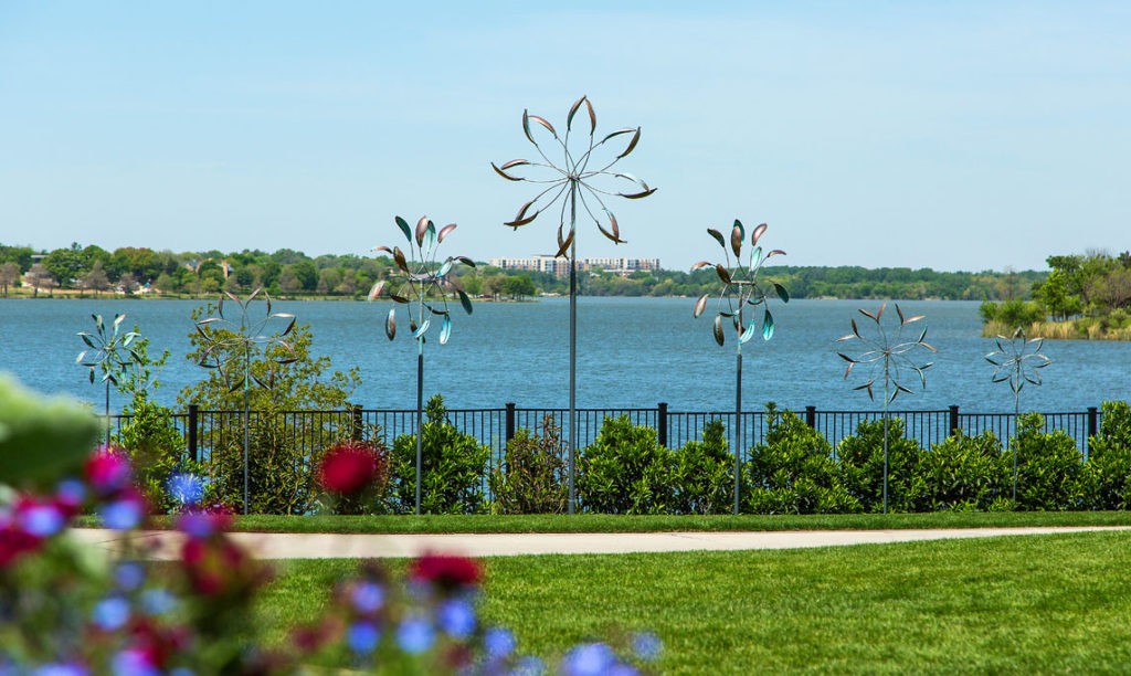 Dallas Arboretum | Concert Venue Lake