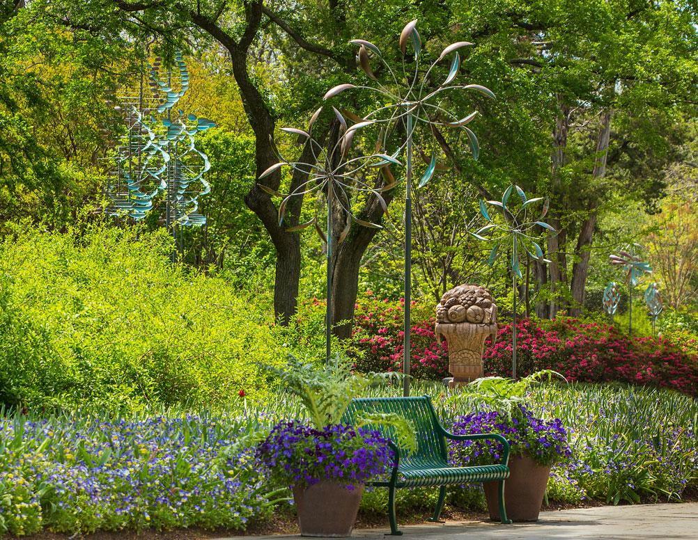 Dallas Arboretum | Paseo De Flores East