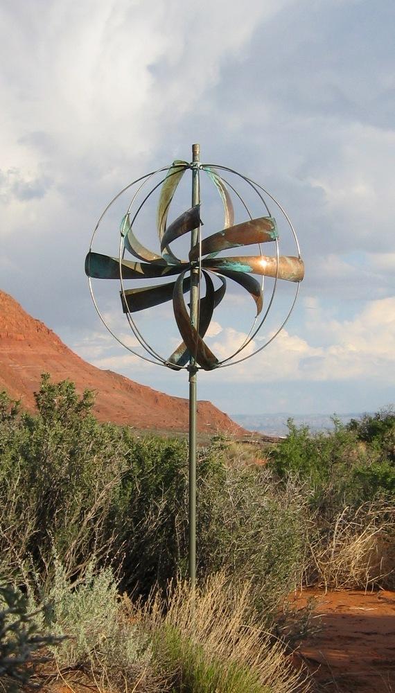 Lyman Whitaker Adds XL Nebula to Sculpture Designs