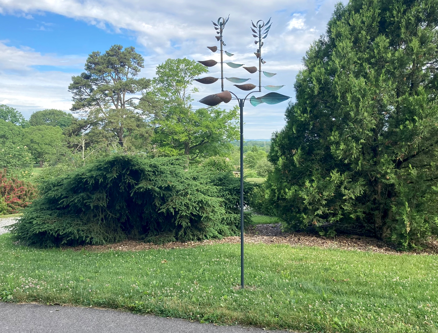 Dallas Arboretum | Crape Myrtle Allee