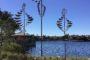 Whitaker Wind Sculptures at Disney World
