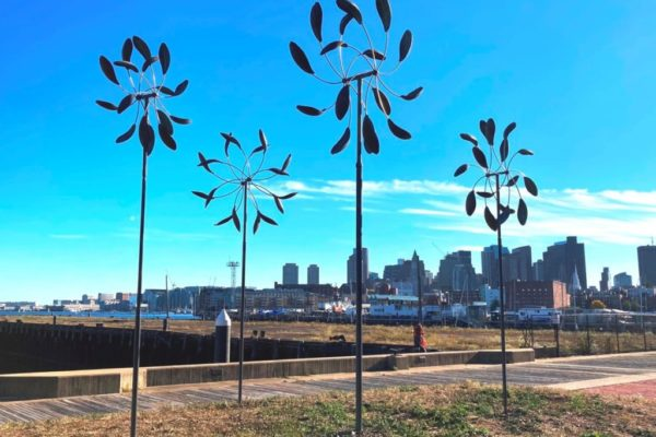 Dallas Arboretum   Paseo de Flores West